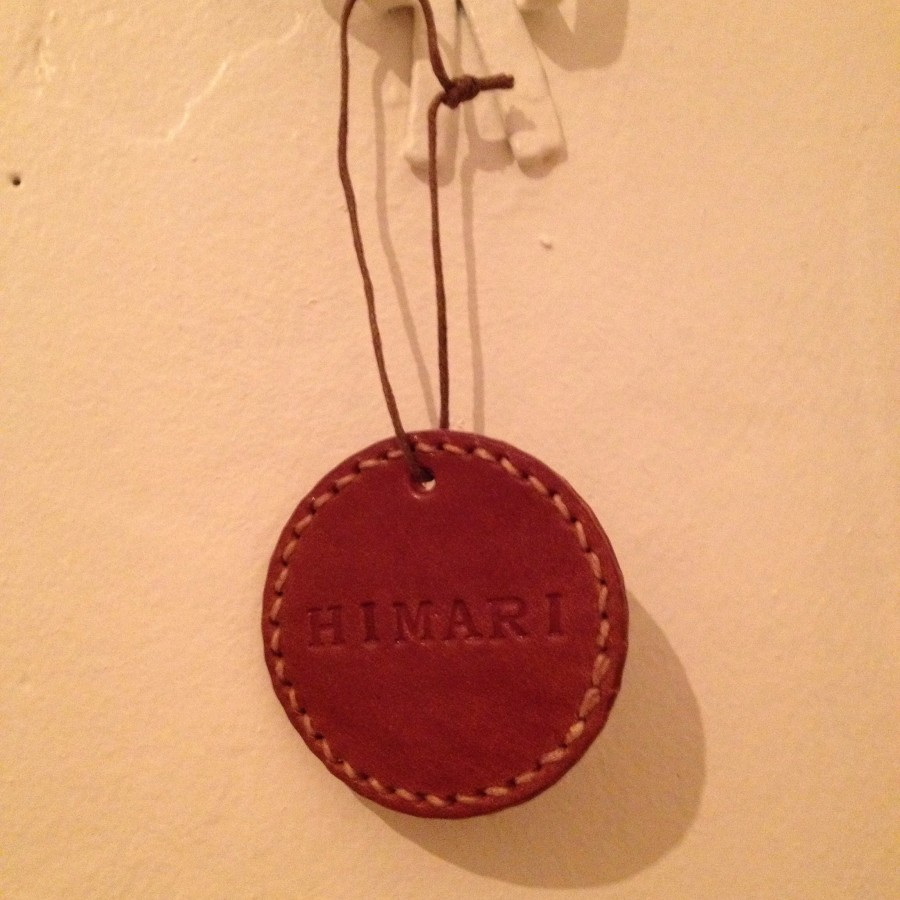 【新商品】Name Tag (round shape)