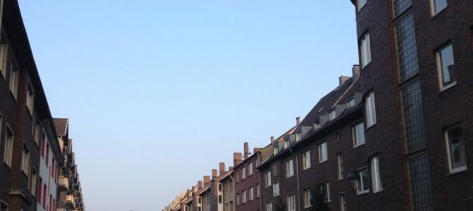 Düsseldorf の風景