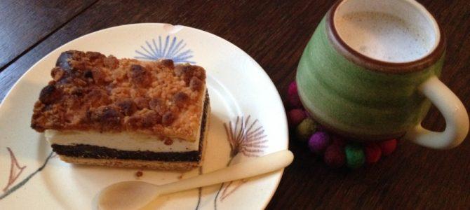 気分転換-サウナとケーキ!