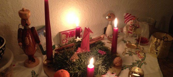 ドイツのクリスマス+追悼の夜