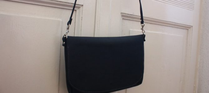 【Special order】Bag made by hadstitched