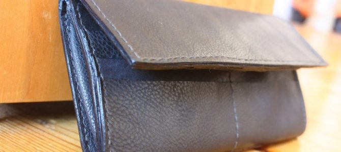 【Special order】Men's long wallet