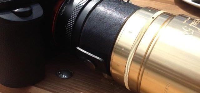 [ order made] belt of camera lens